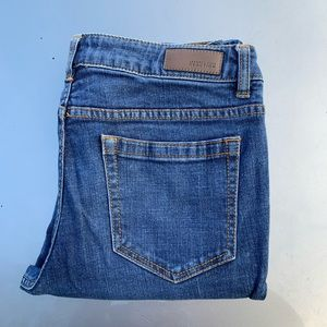 Kenneth Cole Skinny Mini Boot Jeans Size 6